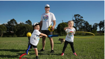 Healthy Youngsters, Healthy Dads program launches in Newcastle